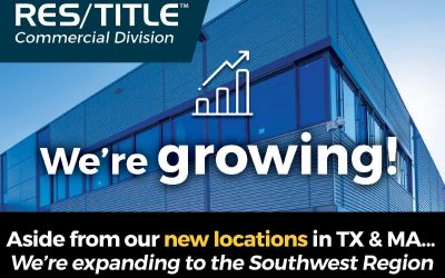 Keep Up with our growing Commercial Division