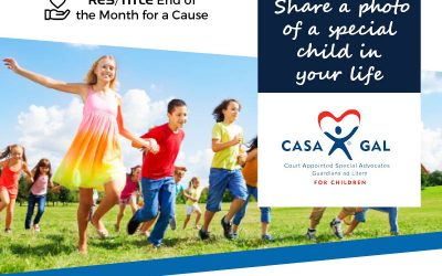 "January ""End of the Month for a Cause"" CASA/GAL"