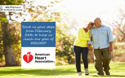 Be Heart Healthy for Heart Month
