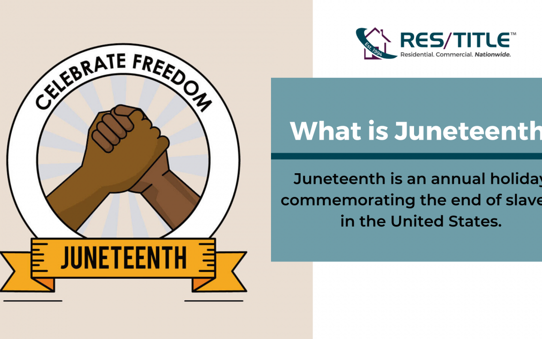 So You Want to Learn About Juneteenth?